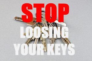 Stop Losing Your Keys