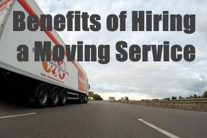 Hiring A Moving Service