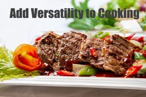 Versatility in Cooking