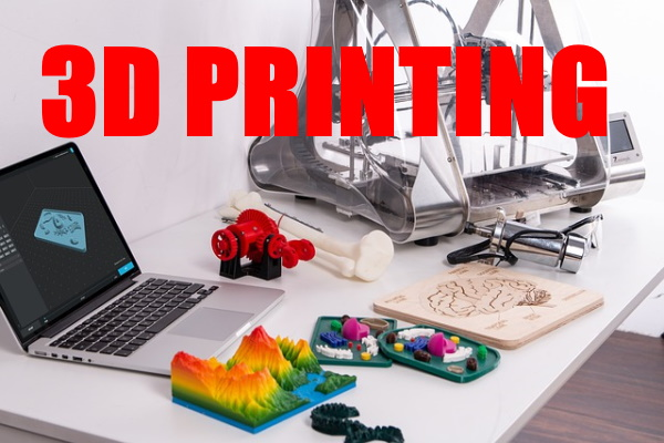 3D Printing Change the Home Improvement