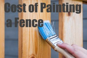 Paint a Fence