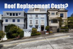 Residential Roof Replacement Cost