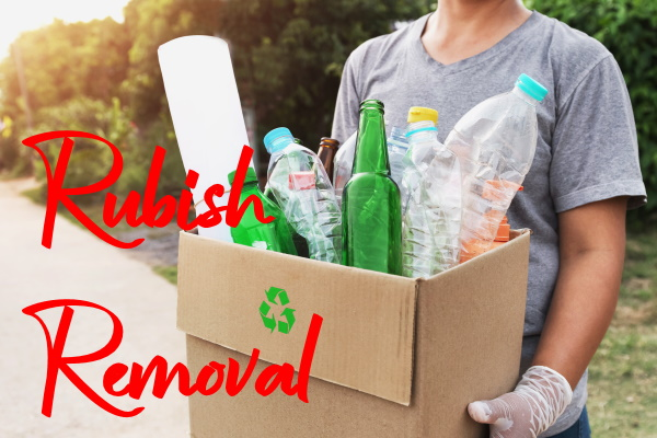 Rid of Your Rubbish Easily
