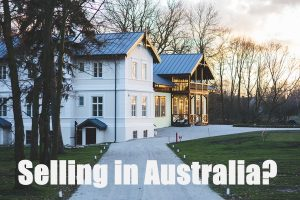 Selling Your Home in Australia