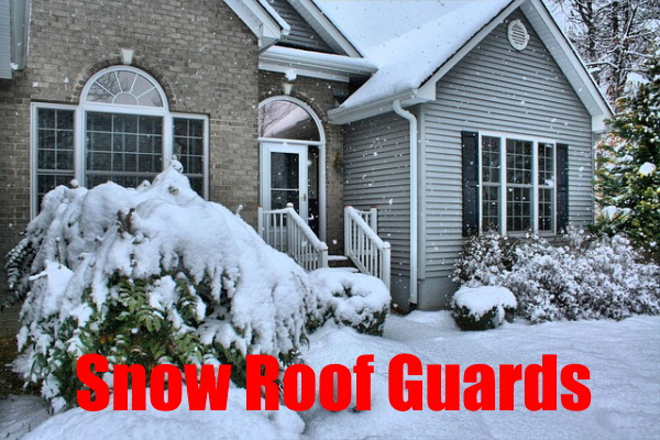 Snow Roof Guards