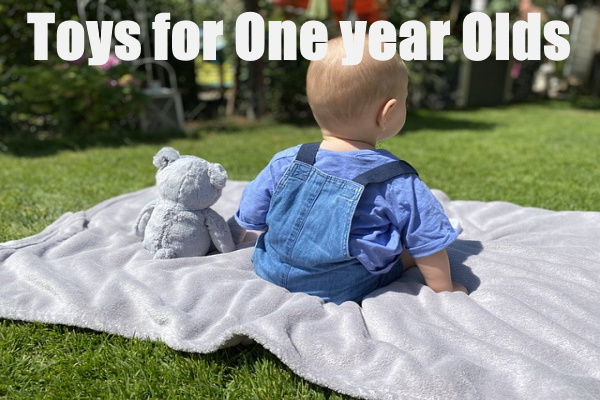 Toys for One-Year-Old Kids