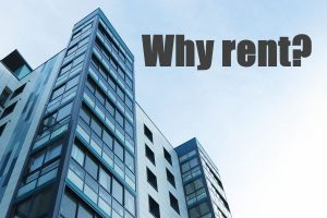 5 Reasons Why Renting an Apartment is Better for Millennials in the Long Run