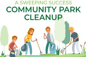 A Sweeping Success: Community Park Cleanup