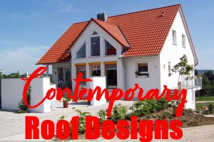 Contemporary Roof Design Ideas