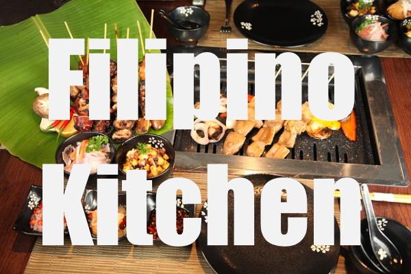 Filipino-Style Kitchen Designs