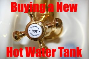 Buying a New Water Heater