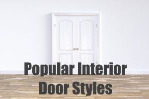 Popular Internal Door Styles