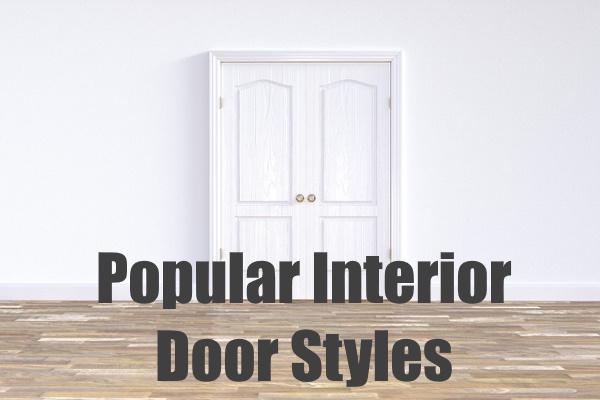 Popular Internal Door Styles