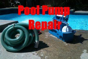 Swimming Pool Pump Repair