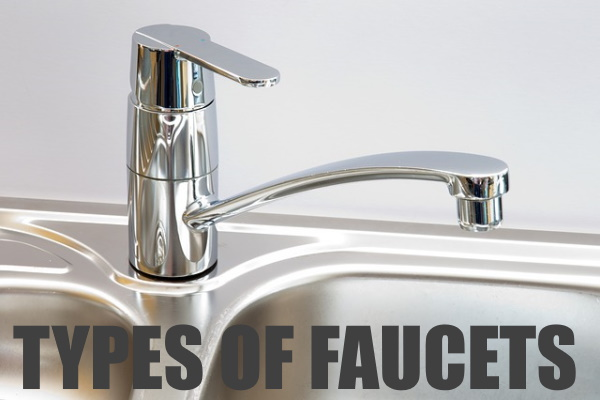 Types of Kitchen Faucets