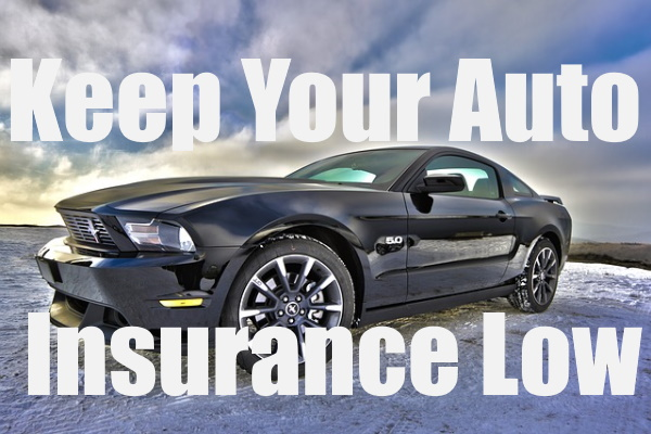 Auto Insurance Bill Low
