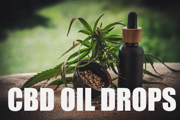 What are CBD Oral Drops