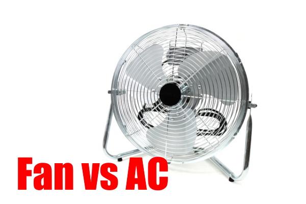 Fans vs. AC