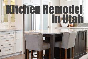 Kitchen Remodel in Utah