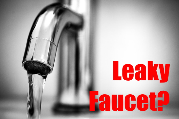 Faucet Leak in Your Home