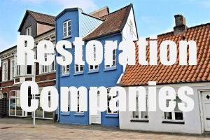 Restoration Companies