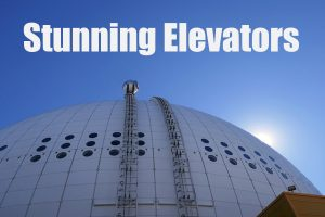THE 5 MOST STUNNING ELEVATORS IN THE WORLD