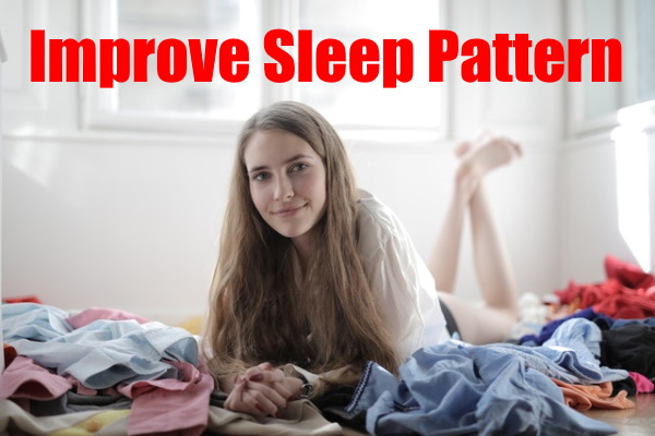Improve Your Sleeping Pattern