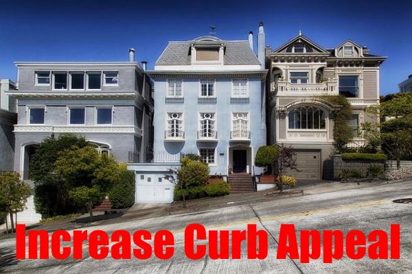 Increasing Curb Appeal