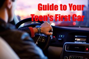 Guide To Your Teen's First Car