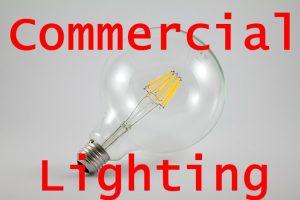 LED Lights for Indoor Commercial Lighting